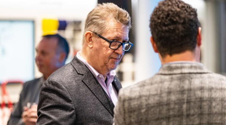 2019 TIDA New Zealand Homes presentation evening businessperson, conversation, employment, event, glasses, job, technology, white-collar worker, white