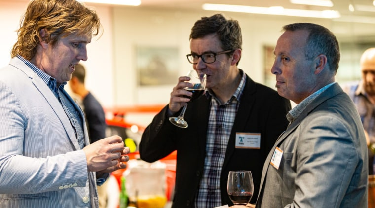 2019 TIDA New Zealand Homes presentation evening adaptation, community, conversation, customer, design, event, interaction