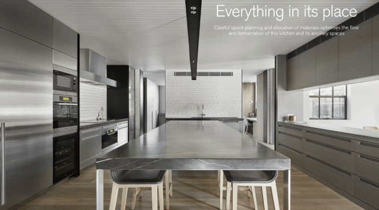 See Live eBook countertop, floor, interior design, kitchen, gray
