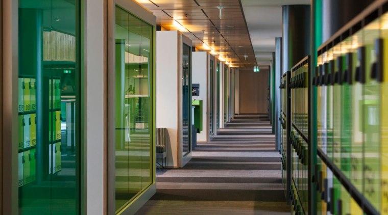 Trustpower architecture, glass, interior design, lobby, window