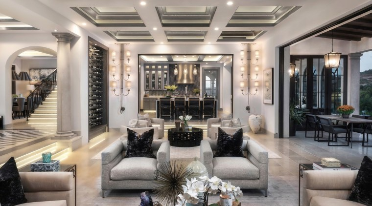 Polselli Living - Applied Photography - Client loves ceiling, interior design, living room, lobby, property, real estate, gray