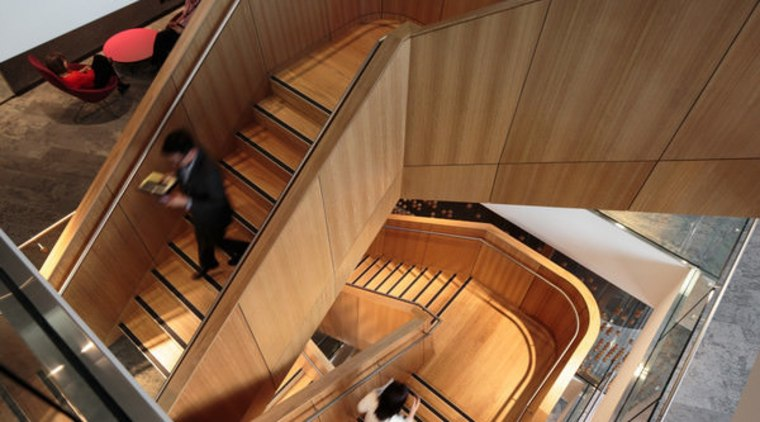 icare – dwp   design worldwide partnership architecture, floor, keyboard, piano, stairs, wood, brown
