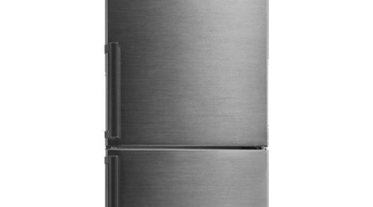 315L Bottom Mount Fridge FreezerCapacity (Gross): 315LTotal no home appliance, kitchen appliance, major appliance, product, product design, refrigerator, white