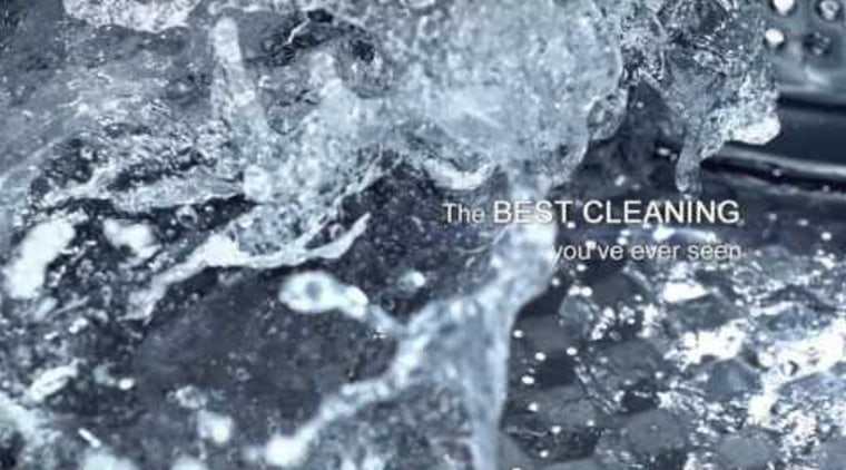 Midea Crown Water Magic - video - Midea black and white, freezing, ice, melting, organism, phenomenon, water, gray, black