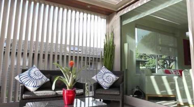 Louvretec - video - Louvretec Web Video Edit balcony, home, interior design, property, real estate, window, window covering, black, gray