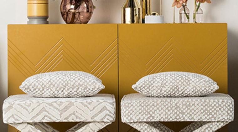 Re: decorating - furniture | interior design | furniture, interior design, room, table, yellow, gray