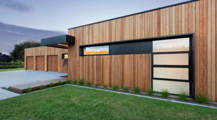 Dryden WoodOil brings this timber cladding to life
