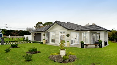 Palliside weatherboards – traditional look, low maintenance cottage, estate, facade, farmhouse, grass, home, house, land lot, landscape, property, real estate, residential area, villa, teal