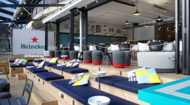 The Crew Club bar and eatery in Auckland,