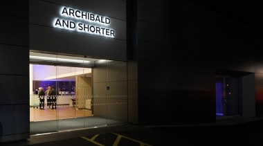 2017 Tida New Zealand Kitchens Event1 architecture, darkness, glass, night, black