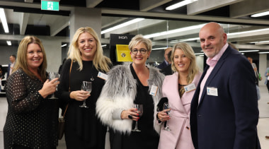 2018 Tida New Zealand Kitchens Awards Event 1 event, socialite, black, gray