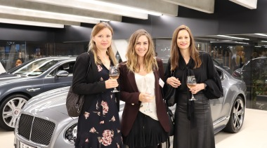 2018 Tida New Zealand Kitchens Awards Event 15 auto show, automotive design, car, family car, land vehicle, luxury vehicle, mid size car, motor vehicle, personal luxury car, socialite, vehicle, black