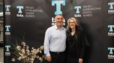 2018 Tida New Zealand Kitchens Awards Event 2 public relations, black