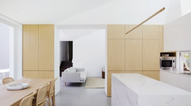 Architect Prineas – Highly Commended – 2018 Tida architecture, floor, house, interior design, property, real estate, suite, white, gray