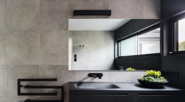 Bijl Architects – Winner – Tida Aus 2017 architecture, countertop, interior design, kitchen, sink, wall, gray, black
