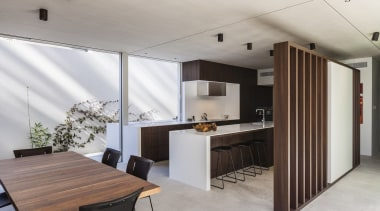 Craig Steere Architects – Highly Commended – 2018 architecture, ceiling, interior design, real estate, gray