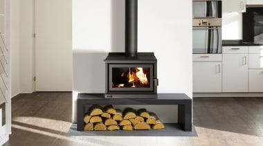 Indoor Outdoor Wood Fires 2 fireplace, floor, flooring, hearth, heat, home appliance, stove, wood burning stove, white