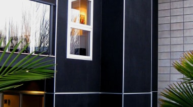 Keep Your Project Cooler 2 architecture, facade, home, house, siding, window, black