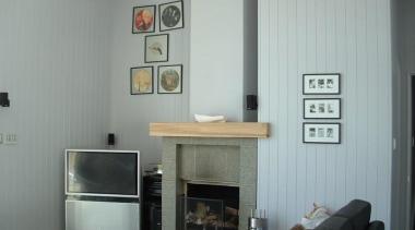Longbeach Home floor, flooring, furniture, home, home appliance, interior design, living room, room, wall, gray