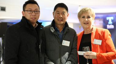 Peter Zhang Tong Wu Judy 2 car, communication, public relations, socialite, technology, black, white