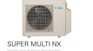 Super Multi Nx air conditioning, home appliance, product, white