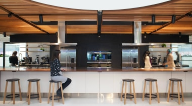 Shortlisted Entry Custance interior design, lobby, white