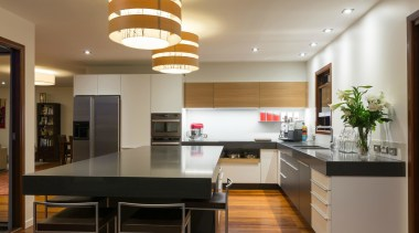 Shortlisted Entry Poggenpohl Akzente Limited ceiling, countertop, interior design, kitchen, property, real estate, room, brown, gray