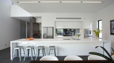 Shortlisted Entry Wilson And Hill Architects Ltd house, interior design, kitchen, real estate, gray
