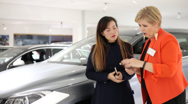 Solidtops Ltd Priscilla Yao 4 auto show, automotive design, car, car dealership, executive car, family car, luxury vehicle, mid size car, motor vehicle, personal luxury car, vehicle, white