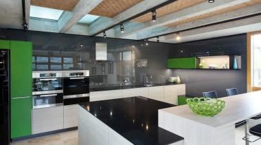 Tida Best Imported Kitchen – Poggenpohl Akzente countertop, interior design, kitchen, loft, real estate, gray
