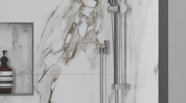 Toto Slide Shower 1 0005510 artwork, black and white, drawing, monochrome, plumbing fixture, sketch, structure, tap, gray