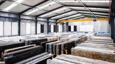 Universal Granite And Marbles Warehouse gray, white