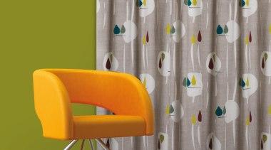 Abstraction curtain, decor, interior design, shower curtain, textile, window treatment, yellow, gray