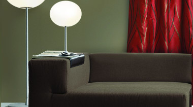 Beyond angle, chair, chaise longue, coffee table, couch, furniture, interior design, lamp, light fixture, lighting, living room, sofa bed, table, wall, black, brown
