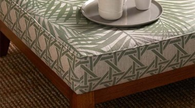 Daintree 6 coffee table, end table, floor, furniture, table, tablecloth, brown, gray