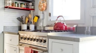 Smeg oven**Please note not all Smeg models will cabinetry, countertop, furniture, home appliance, interior design, kitchen, kitchen appliance, room, shelf, gray, white