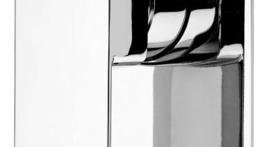 Sprint Shower Mixer SPN03 black and white, product, product design, tap, white