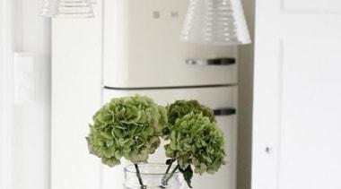 Kitchen Design Ideas by Smeg flowerpot, furniture, home, interior design, lamp, light fixture, lighting accessory, product design, shelf, table, tap, white