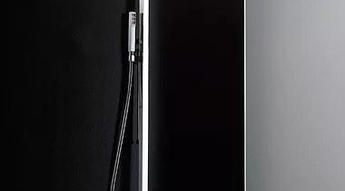 Rails & Fittings hardware, plumbing fixture, product, tap, black, gray