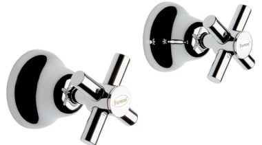 For more information, please visit www.foreno.co.nz or www.vodaplumbingware.co.nz body jewelry, hardware accessory, product, tap, white