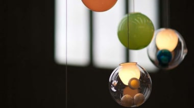 These are low voltage lights; each individual pendant light fixture, lighting, product design, black