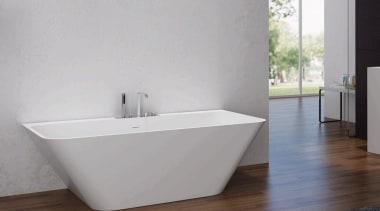 Rubino angle, bathroom, bathroom sink, bathtub, bidet, floor, interior design, plumbing fixture, product, product design, sink, tap, toilet seat, gray