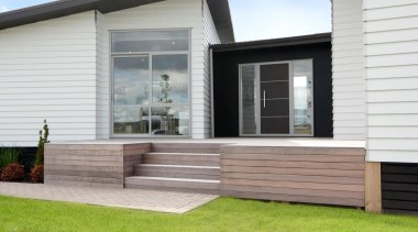East Tamaki ShowhomeFor more information, please visit www.gjgardner.co.nz architecture, facade, home, house, real estate, residential area, siding, window, gray
