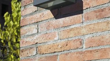 Exterior and Outdoor Lights brick, bricklayer, brickwork, facade, roof, stone wall, wall, gray