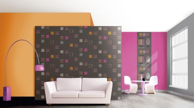 Italian Color Range furniture, interior design, pink, product design, purple, wall, white