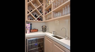 Laundry, bar, scullery, library designs, and more, we cabinetry, countertop, home, interior design, kitchen, property, real estate, room, black