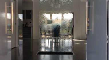 IMG 5 ceiling, glass, interior design, gray, black