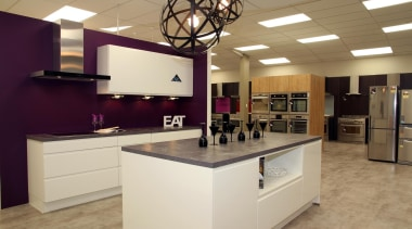 Manen by Geneva cabinetry, countertop, interior design, kitchen, brown, gray