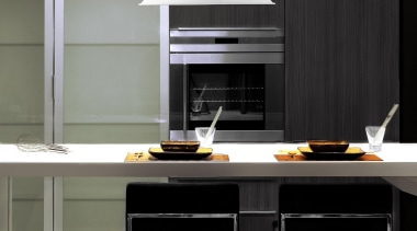 Konic by La Crue. Spain furniture, interior design, product design, table, black, gray