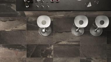 Full body porcelain tiles featuring natural stone variation black and white, floor, flooring, tile, black, gray